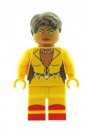 Vixen - Custom Designed Minifigure